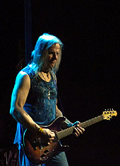 STEVE MORSE NO VIA FUNCHAL/SO - FOTO BY ADRIANA CAMARGO
