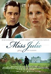 MISS JULIE - POSTER