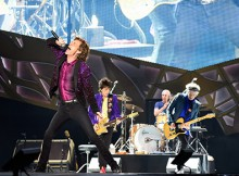 ROLLING STONES - PHOTO BY KEVIN MASUR