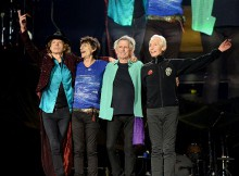THE ROLLING STONES - PHOTO BU KEVIN MASUR