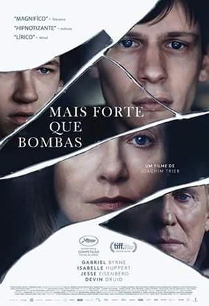 MAIS FORTE QUE BOMBAS - VITRINE FILMES - FOTO: DIVULGAÇÃO