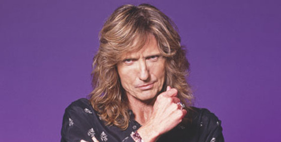 DAVID COVERDALE - FOTO BY JOHN HARRELL