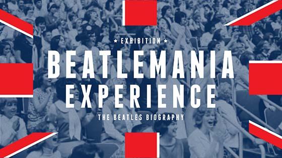 Resultado de imagem para Exposição Beatlemania Experience
