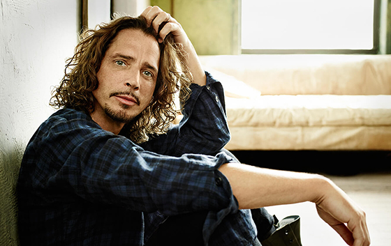 CHRIS CORNELL - FOTO BY JEFF LIPSKY