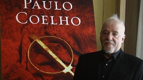 PAULO COELHO - FOTO: REPRODUÇÃO