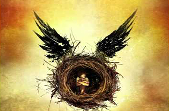 HARRY POTTER AND THE CURSED CHILD - JK ROWLING, JACK THORNE E JOHN TIFFANY
