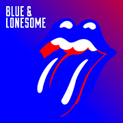 "CAPA DO DISCO ""BLUE & LONESOME"" - ROLLING STONES"