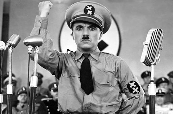 O GRANDE DITADOR (1940) - FOTO: REPRODUÇÃO
