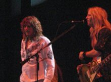 DAVID COVERDALE E DOUG ALDRICH - FOTO BY ADRIANA CAMARGO
