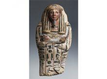 MODELO DE SARCÓFAGO PARA SHABTI DE AMENNAKHT - EXPOSIÇÃO EGITO ANTIGO - FOTO: © Museo Egizio