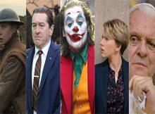 FILMES INDICADOS AO GLOBO DE OURO 2020 - FOTO: REPRODUÇÃO