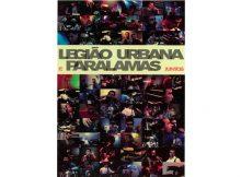LEGIÃO E PARALAMAS JUNTOS - CAPA DVD