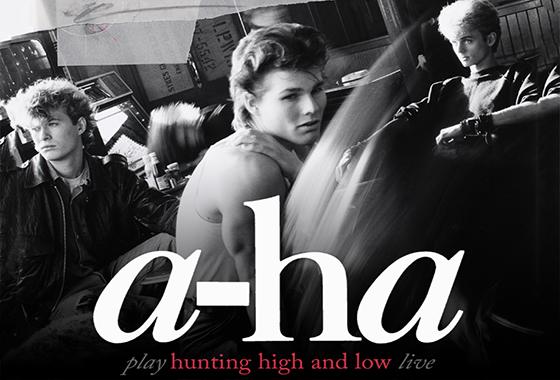 A-HA - HIGH AND LOW TOUR - FOTO: DIVULGAÇÃO