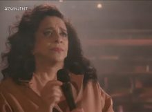 GAL COSTA - FOTO: CAPTURA DE TELA
