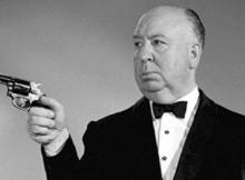 O mestre do suspense Alfred Hitchcock é a inspiração de muitos cineastas.
