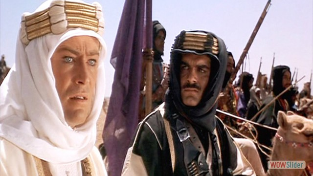 1.Lawrence da Arabia (1962)