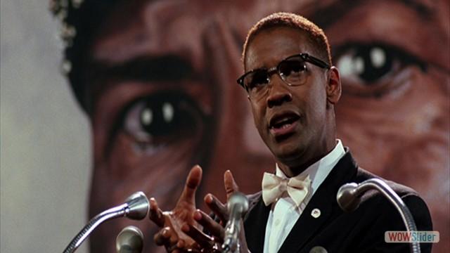18.Malcolm X (1992)