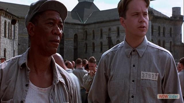 6.Um Sonho de Liberdade (1994)