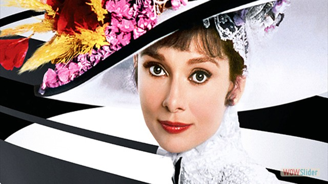 4.My Fair Lady (1964)