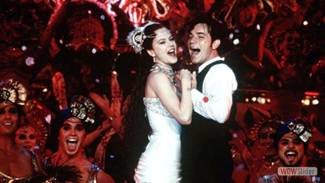 9. Moulin Rouge (2001)
