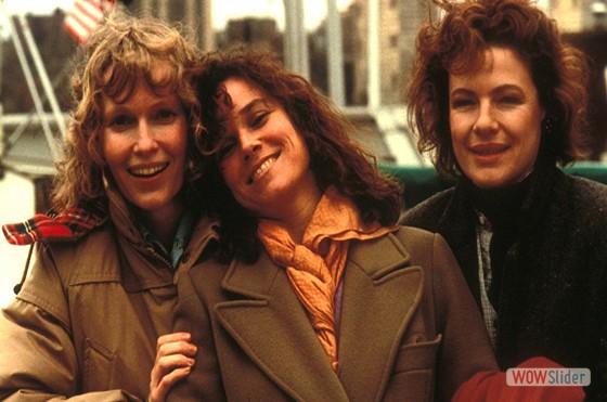 6.Hannah e Suas Irmãs (1986)