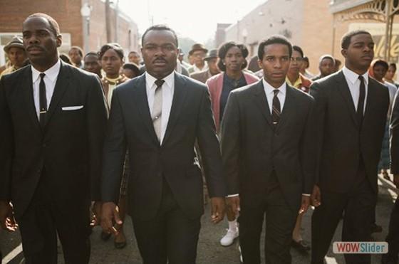 12.Selma - Uma Luta pela Igualdade (2014)