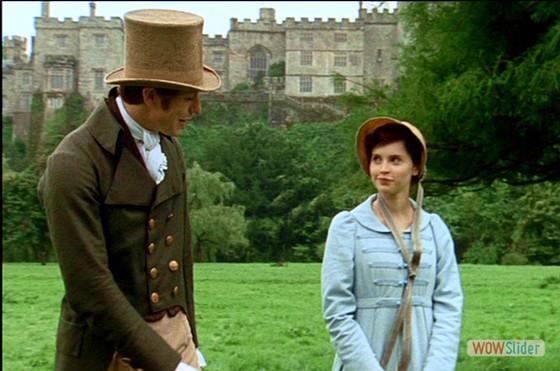 11.Northanger Abbey (2007 - filme para TV)