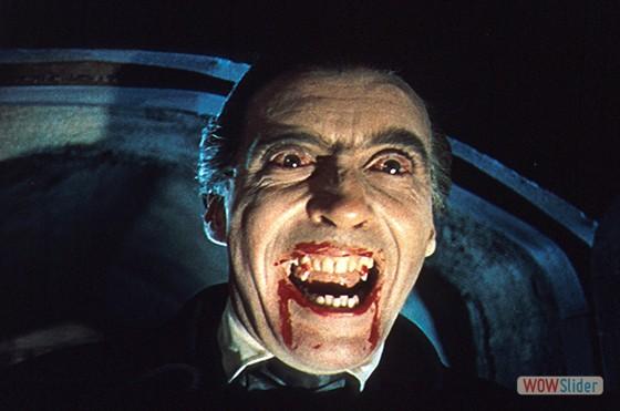 11.Drácula, O Vampiro da Noite (1958)