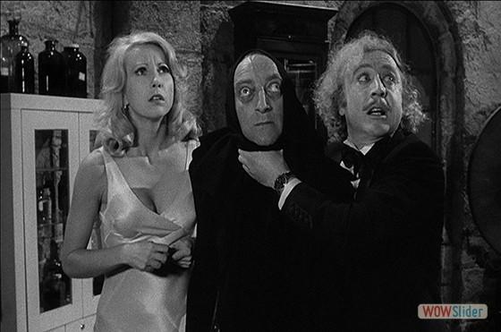 13.O Jovem Frankenstein (1974)