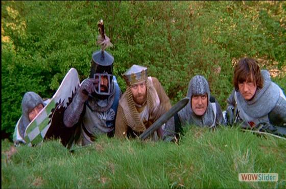 6. Monty Python em Busca do Cálice Sagrado (1975)