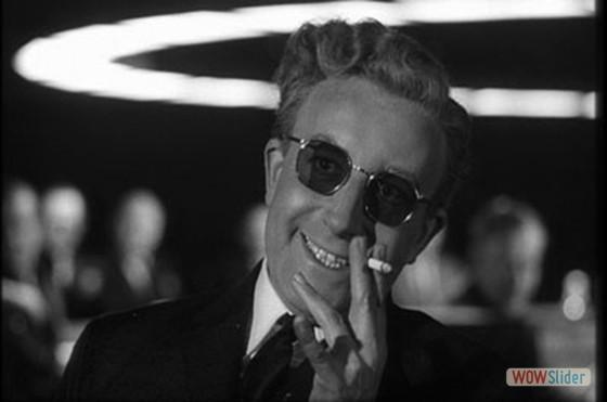 9.Dr Fantástico (1964)