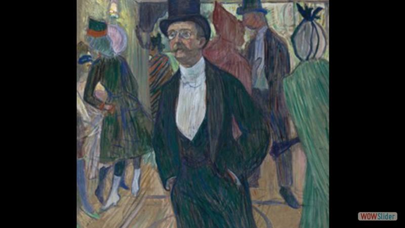 Monsieur Fourcade (1889)