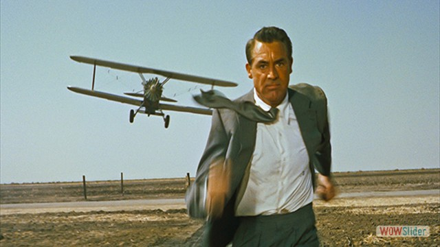 7.Intriga Internacional (North by Northwest, 1959)