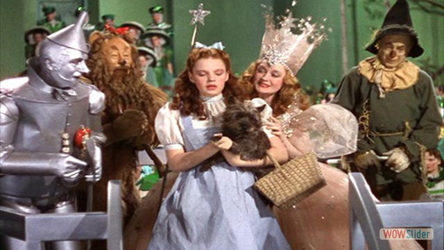9. O Mágico de Oz (The Wizard of Oz, 1939)