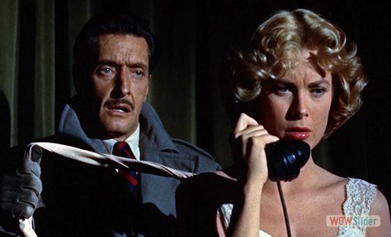7.Disque M para Matar (Dial M for Murder, 1954)