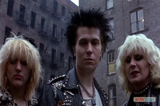 3.Sid & Nancy - O Amor Mata (1986)